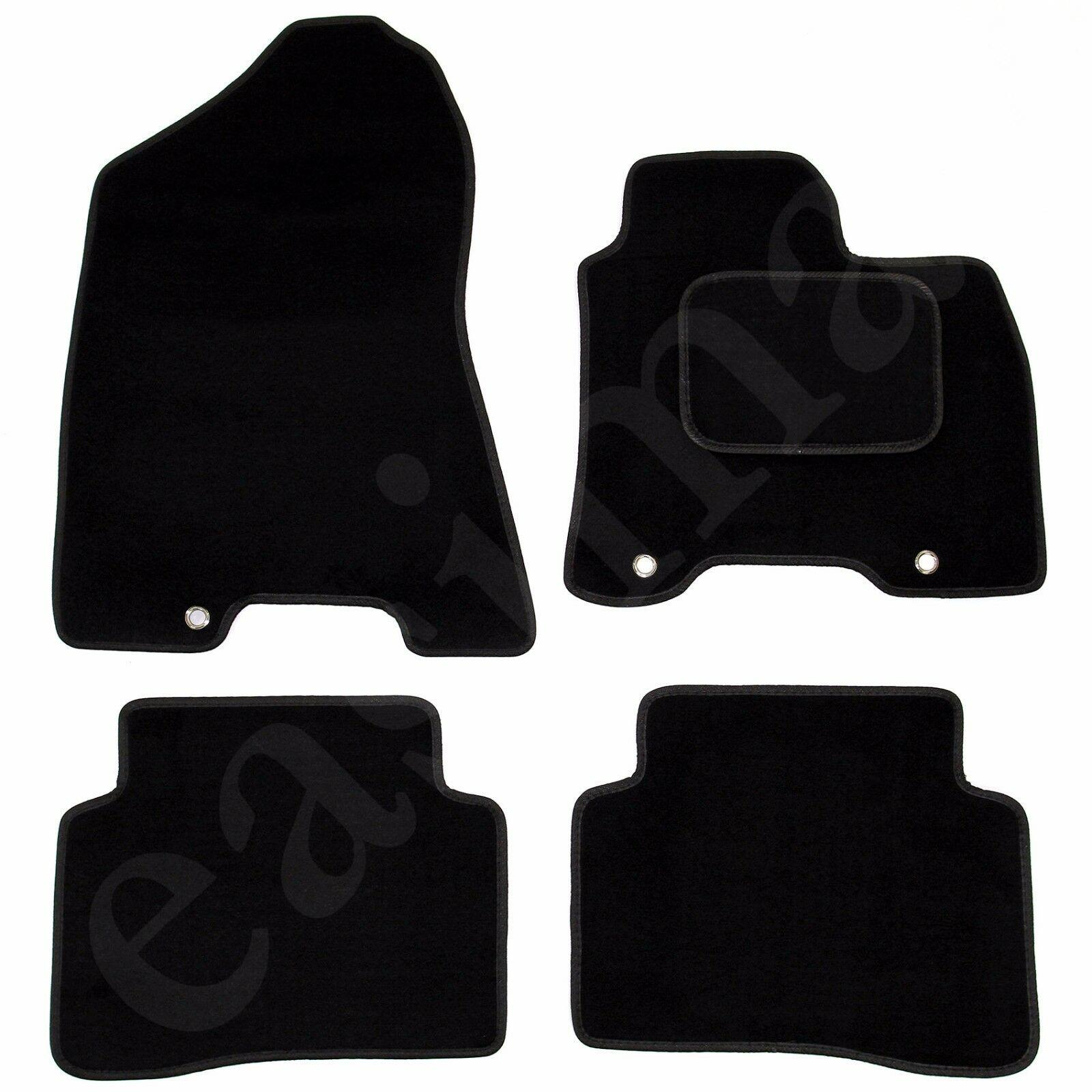 For Ford Focus MK4 2018 Fully Tailored 4 Piece Rubber Car Mat Set