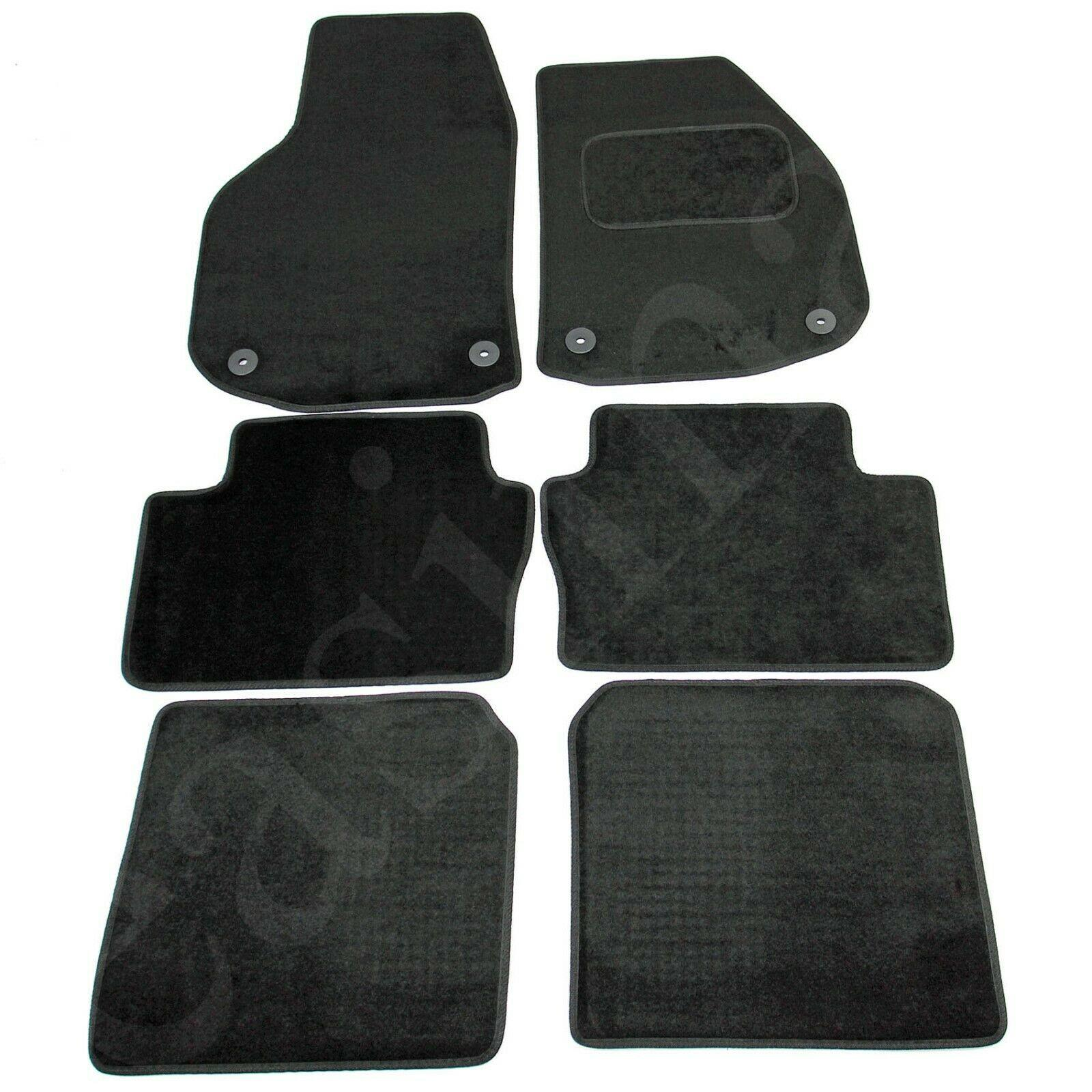 Tailor Fitted Car Mats for Vauxhall Zafira B 2006 to 2011