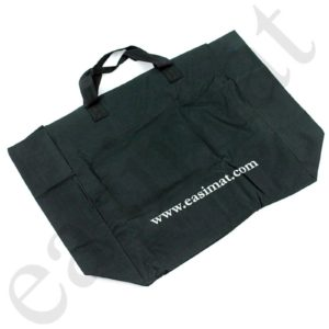 Large Nylon Carry Storage Bag for Carpet Tiles Gym Exercise Exhibition Mats