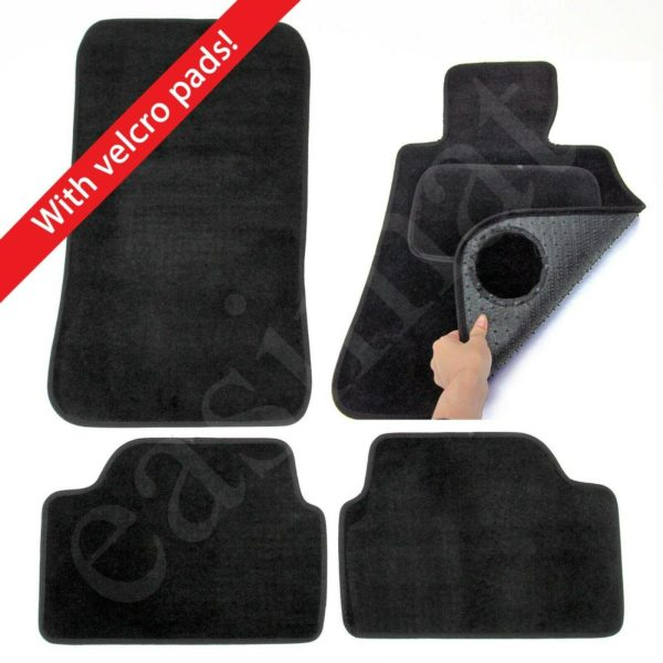 Bmw 1 Series E87 2004 - 2011 Tailored Carpet Car Floor Mats Full Set 5pcs