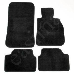 Bmw 1 Series E87 2004 – 2011 Tailored Carpet Car Floor Mats Full Set 5pcs 74123