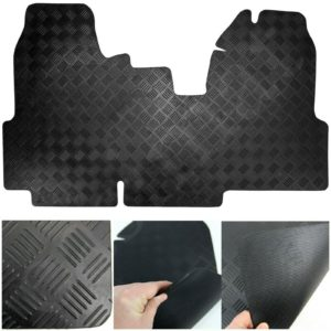 Fits Ford Transit Van Mk7 2006-2013 Rubber Car Mat 1pc  Set 67143